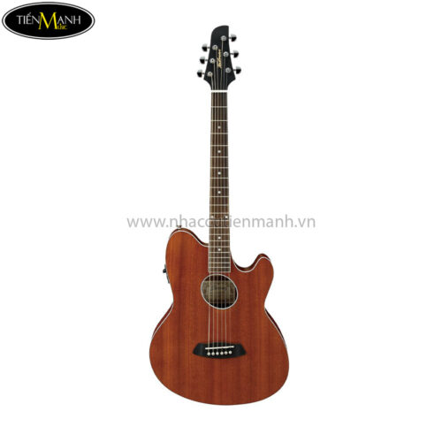 Ibanez TCY12E-OPN Acoustic Guitar, Open Pore Natural