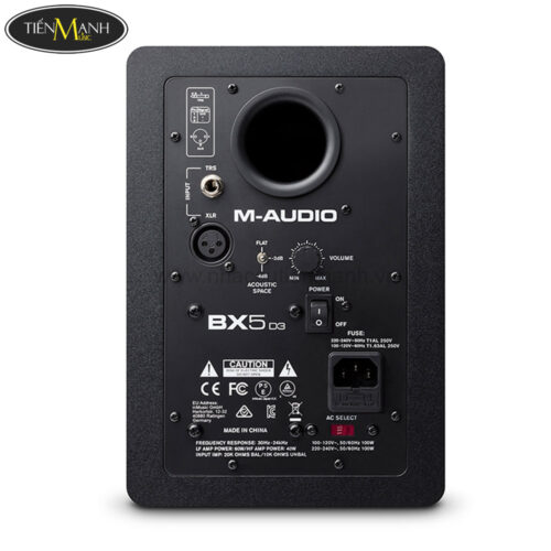 M-AUDIO BX5D3 Loa Kiểm Âm