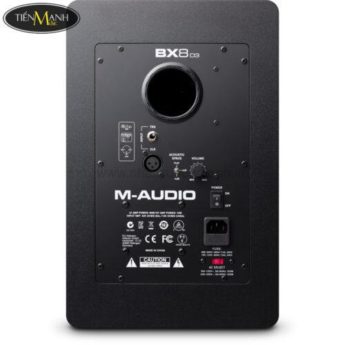 M-AUDIO BX8B3 Loa Kiểm Âm
