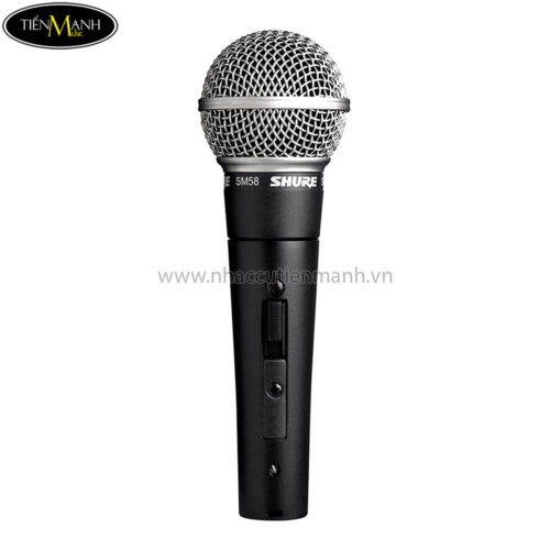 Microphone Shure SM58-S