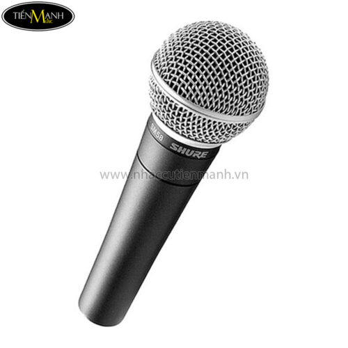 Microphone Shure SM58-LC
