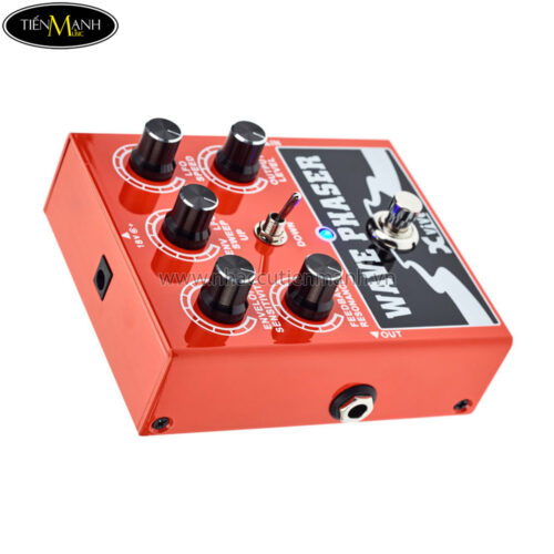 Phơ Guitar Xvive Wave Phaser W1 (18V)