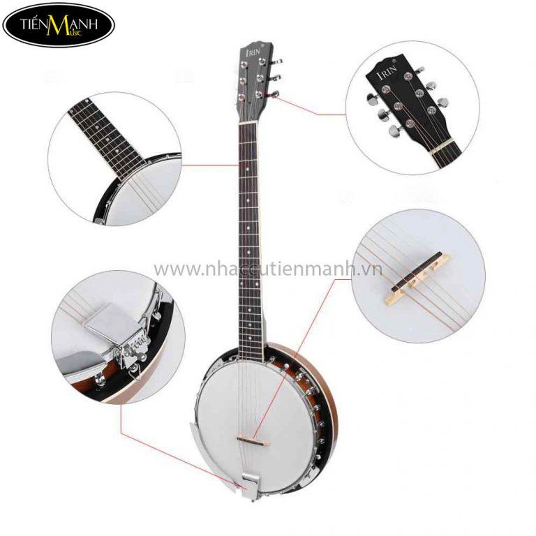 Đàn Banjo 4 Dây  Nhập Khẩu
