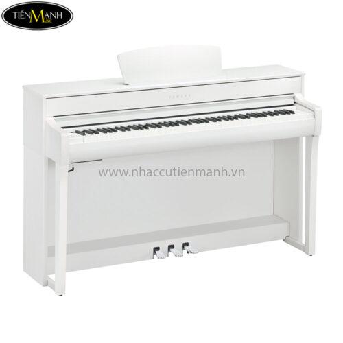Đàn Piano Điện Yamaha CLP 735 WH Clavinova
