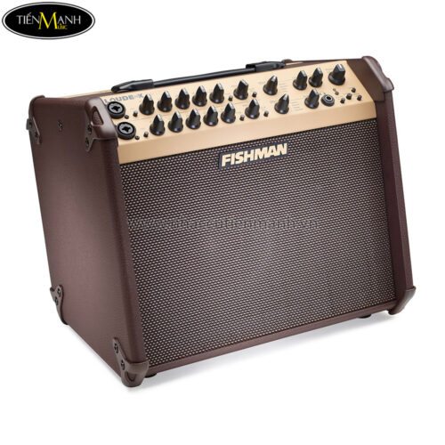 Fishman Loudbox Artist 120W Acoustic Guitar Amplifer (không bluetooth)