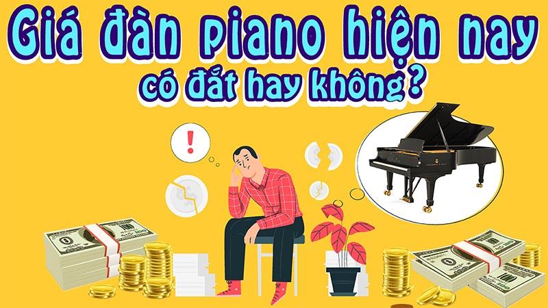 Giá Đàn Piano Các Loại từ A Đến Z Trên Thị Trường Hiện Nay