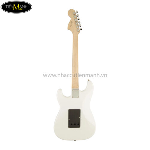 Guitar Điện Squier Affinity Series Stratocaster HSS Olympic White