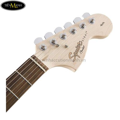 Guitar Điện Squier Affinity Series Stratocaster Laurel Fingerboard Black