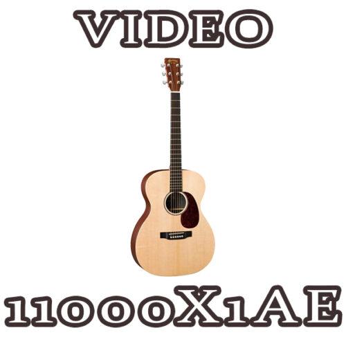 Đàn Guitar Acoustic Martin 11000X1AE