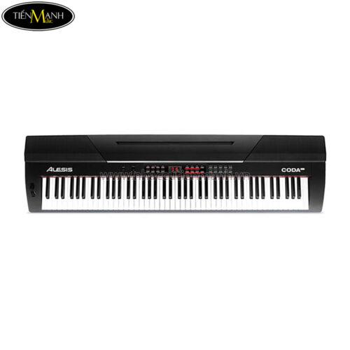 Alesis Coda Pro 88-key Weighted Key Đàn Piano Điện