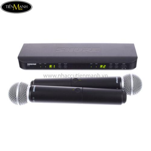 Micro Không Dây Shure BLX288A/SM58
