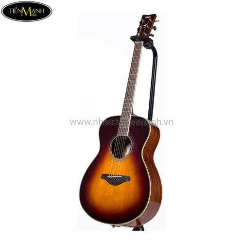 Đàn Guitar Yamaha FS-TA TransAcoustic Brown Sunburst