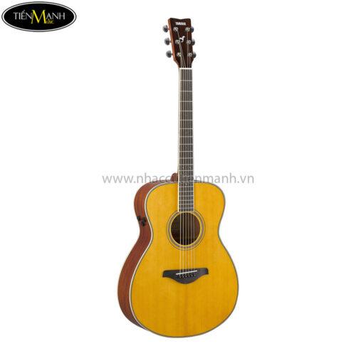 Đàn Guitar Yamaha FS-TA TransAcoustic Vintage Tint