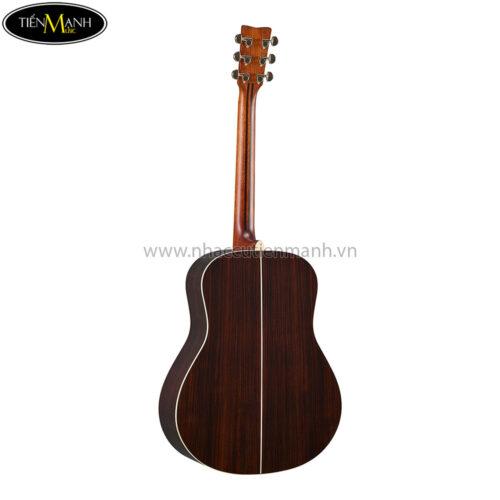 Đàn Guitar Yamaha LL-TA Brown Sunburst TransAcoustic