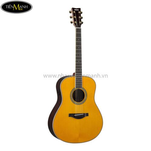 Đàn Guitar Yamaha LL-TA Vintage Tint TransAcoustic