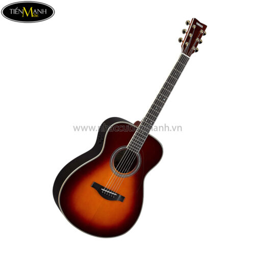 Đàn Guitar Yamaha LS-TA Brown Sunburst TransAcoustic