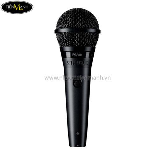 Microphone Có Dây Cầm Tay Shure PGA58