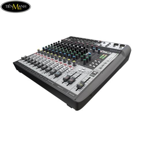 Mixer Soundcraft Signature 12