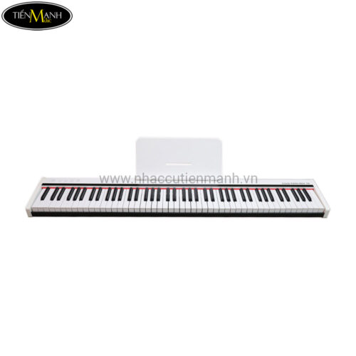 Đàn Piano Điện Maxwell 100 White không chân