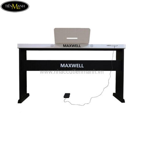 Đàn Piano Điện Maxwell 100 White