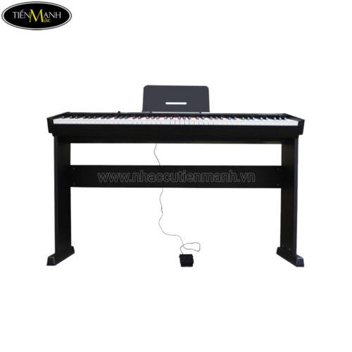 Đàn Piano Điện Maxwell 200 Black kèm chân