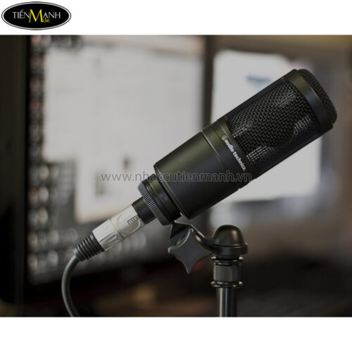 Mic thu âm Audio-Technica AT2020