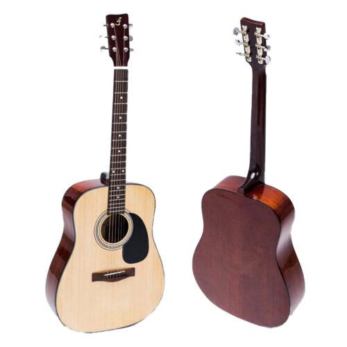 Đàn Guitar Acoustic Ba Đờn D100
