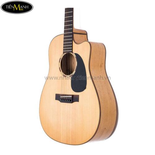 Đàn Guitar Acoustic Ba Đờn J-550-C Còng
