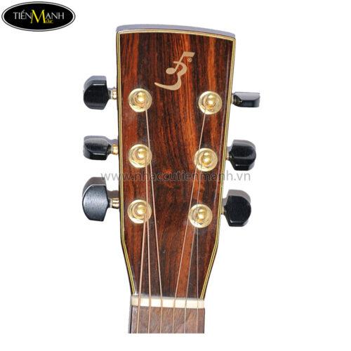 Đàn Guitar Acoustic Ba Đờn J-550-D Điệp