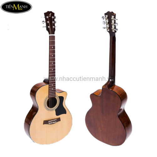 Đàn Guitar Acoustic Ba Đờn J120