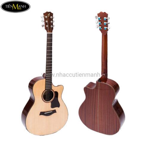 Đàn Guitar Acoustic Ba Đờn T400