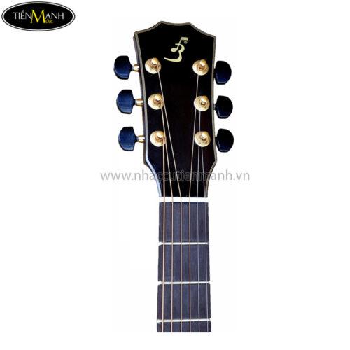 Đàn Guitar Acoustic Ba Đờn T550-D Gỗ Điệp