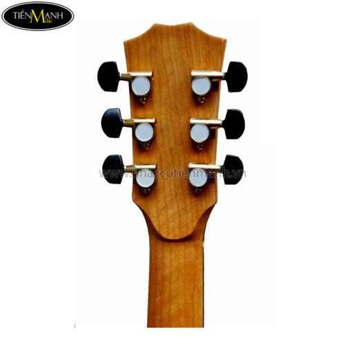 Đàn Guitar Acoustic Ba Đờn T550C Gỗ Còng