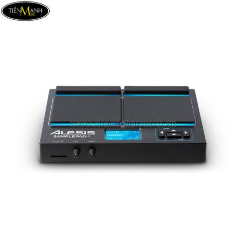 Trống Điện Tử Alesis SamplePad 4 - Portable Tabletop