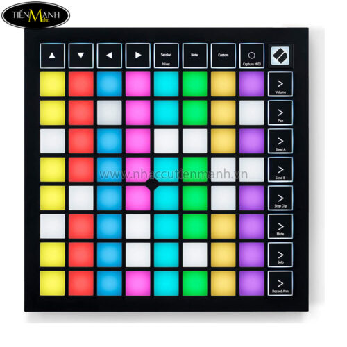 Novation Launchpad X Grid Controller