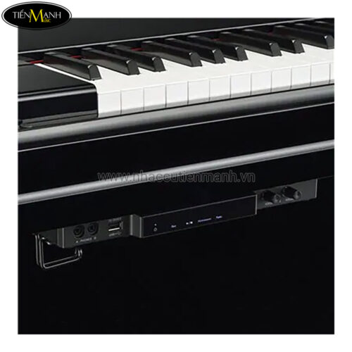 Đàn Piano Upright Yamaha U1J SC2 PE Silent
