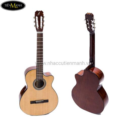 Đàn Guitar Classic Ba Đờn C-100-J