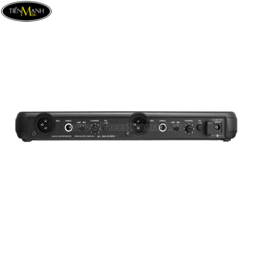 Micro không dây Shure SVX288/PG58