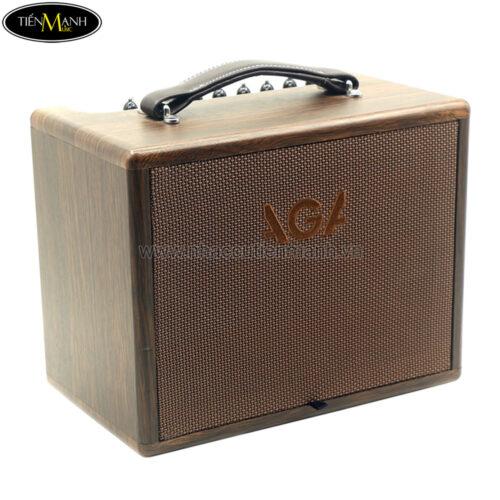 Ampli Đàn Guitar Acoustic AGA SC-X3 Bluetooth (40W)