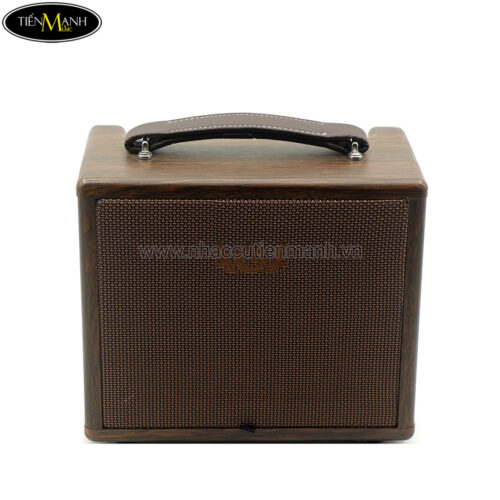 Ampli Guitar Acoustic guitar AGA SC-X1 Bluetooth (20W)