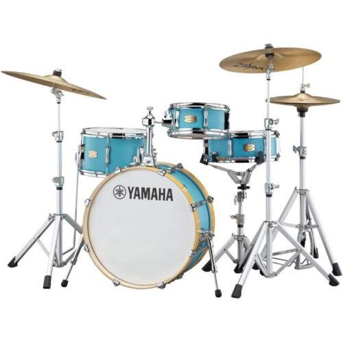 Bộ trống cơ Yamaha SBP0F4H MSG Stage Custom Hip (màu xanh)