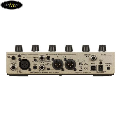 Boss VE-8 Acoustic Singer Effects Processor